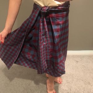 Trend Marc Jacobs plaid skirt
